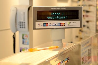 Self Check-Out Machines