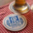Custom Beer Mats