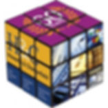 Promotional Rubik's Cube