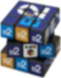 Printed Rubik's Cube