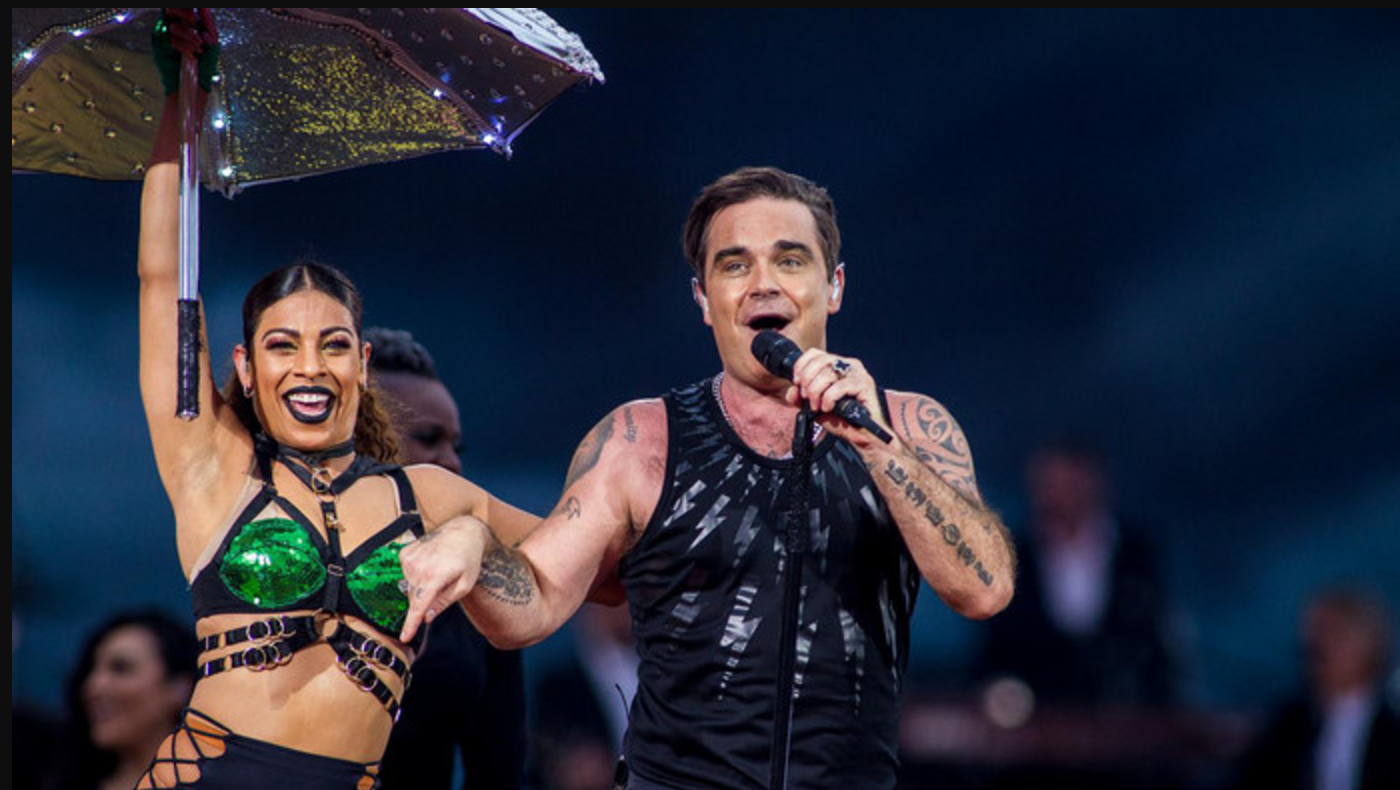 Robbie Williams, World Stadium Tour