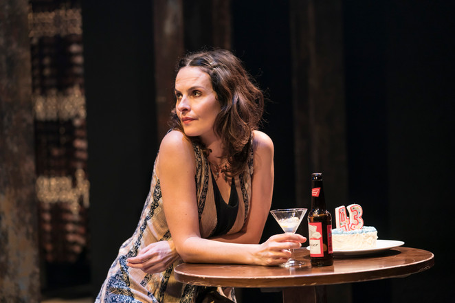 Leanne Best in Sweat at the Donmar Wareh