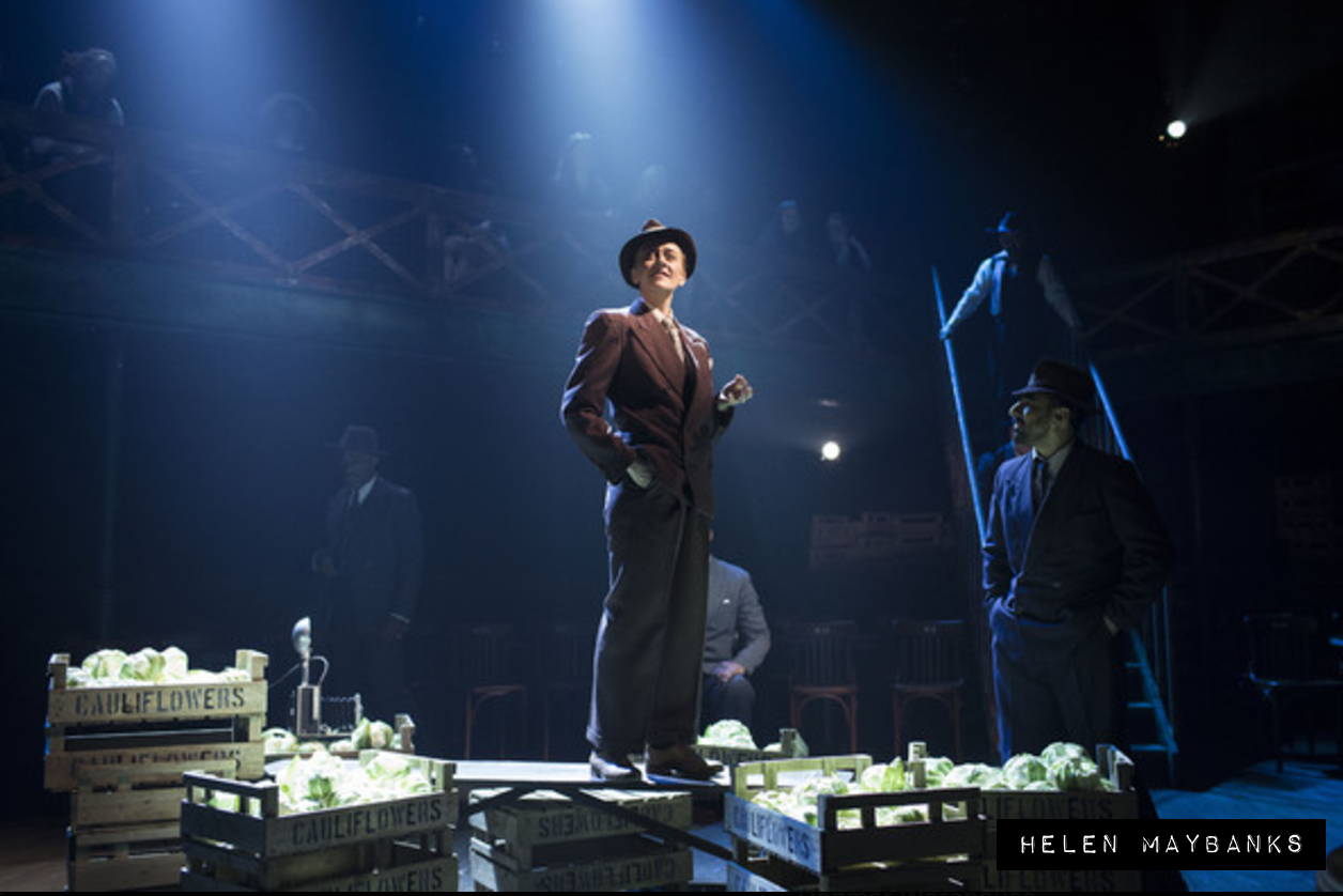Arturo Ui, Helen Maybanks