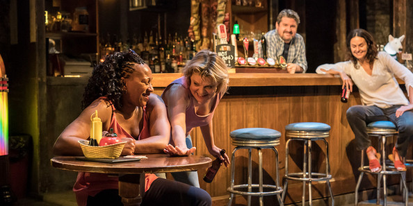 Mike's Place   Sweat   Donmar + Gielgud Theatres