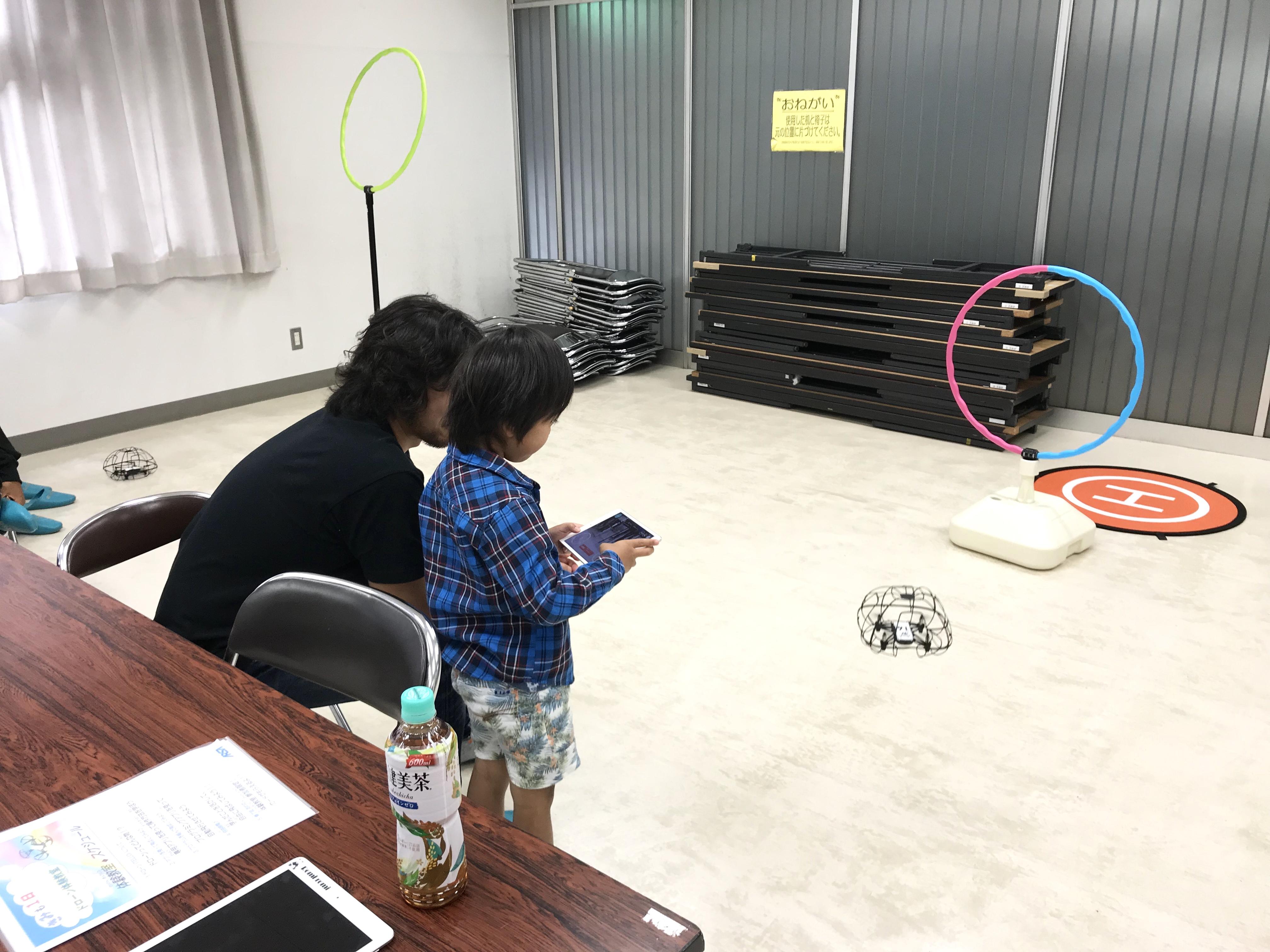 福島県 | 会津若松 | 佐藤林業 | ドローン | プログラミング