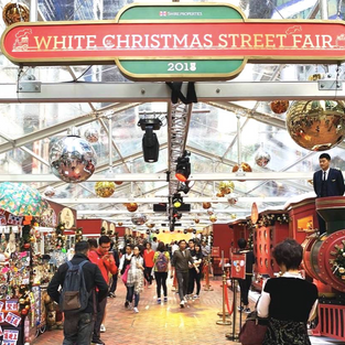 White Christmas Street Fair 2018