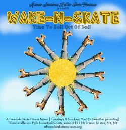 Wake-N-Skate
