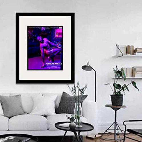 Poster Print: Neo-Disco Body--Troy