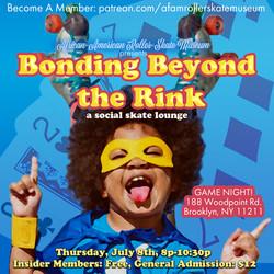 Bonding Beyond the Rink