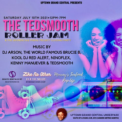 Ted Smooth's Roller Jam
