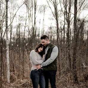 Candid engagement photos in Saratoga NY