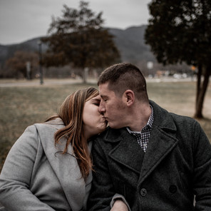 Engagement Photos in Lake George