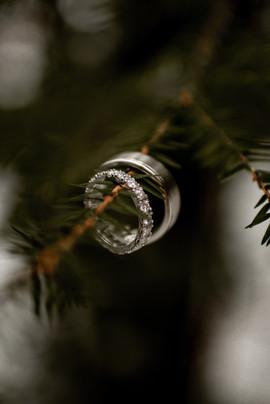detail wedding ring shot
