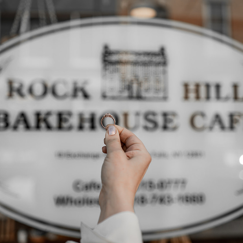 The Rock Hill Bakehouse Cafe in Glens Falls NY