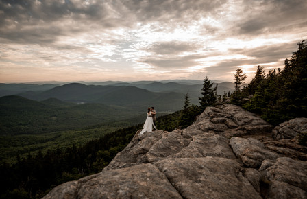 Adirondack Elopement Photographer