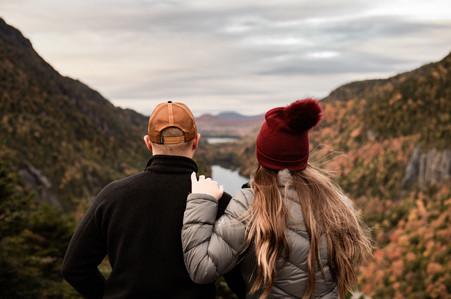 Best Adirondack Engagement Photography