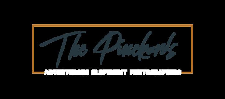 The Pinckards Logo, adventurous elopement photographers