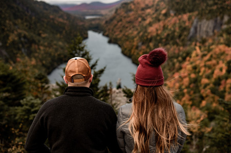Mountaintop Engagement