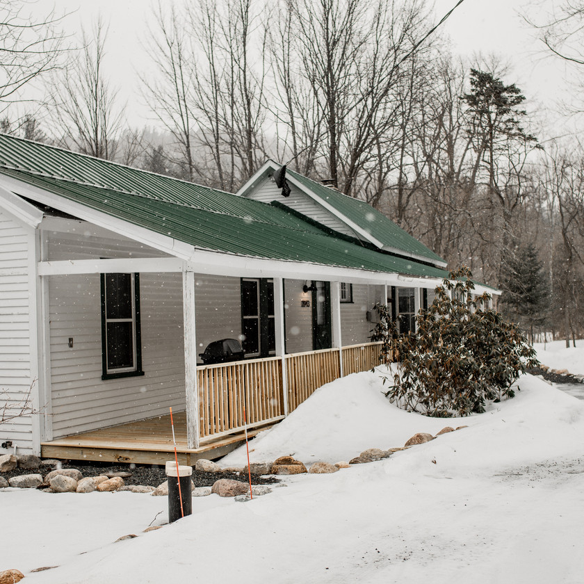 Warner's Camp in Lake Placid airbnb