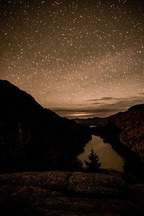 Indian Head Nighttime Stars