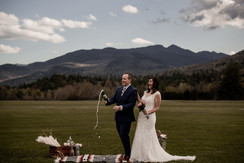 Laura Pinckard LLC - elopement in Marcy Field