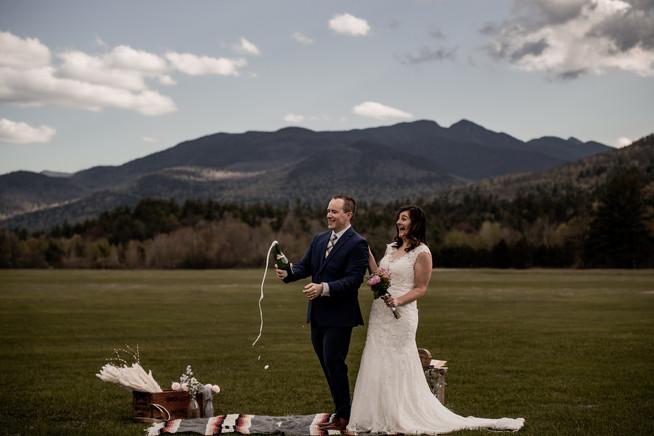 Laura Pinckard LLC - elopement photography at Marcy Field