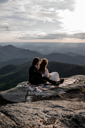 Whiteface Mountain Elopement
