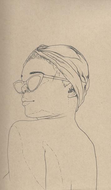 portrait of Kinsey Clarke.