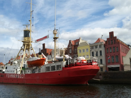 Lubeck-  Northern beauty with a heart of marzipan