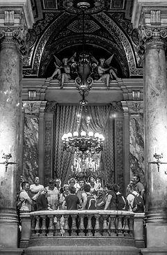 Opera Palais Garnier#Paris#Niva Josef#Josef Mundi#Adar Yosef#ניבה יוסף#יוסף מונדי#אדר יוסף#צביה יוסף