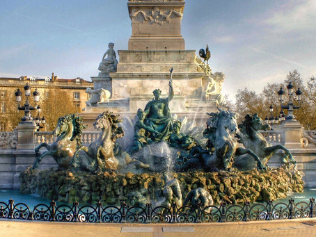 Bordeaux and Saint Emilion-The region of Wine and Beauty