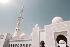 Abu Dhabi Grand Mosque