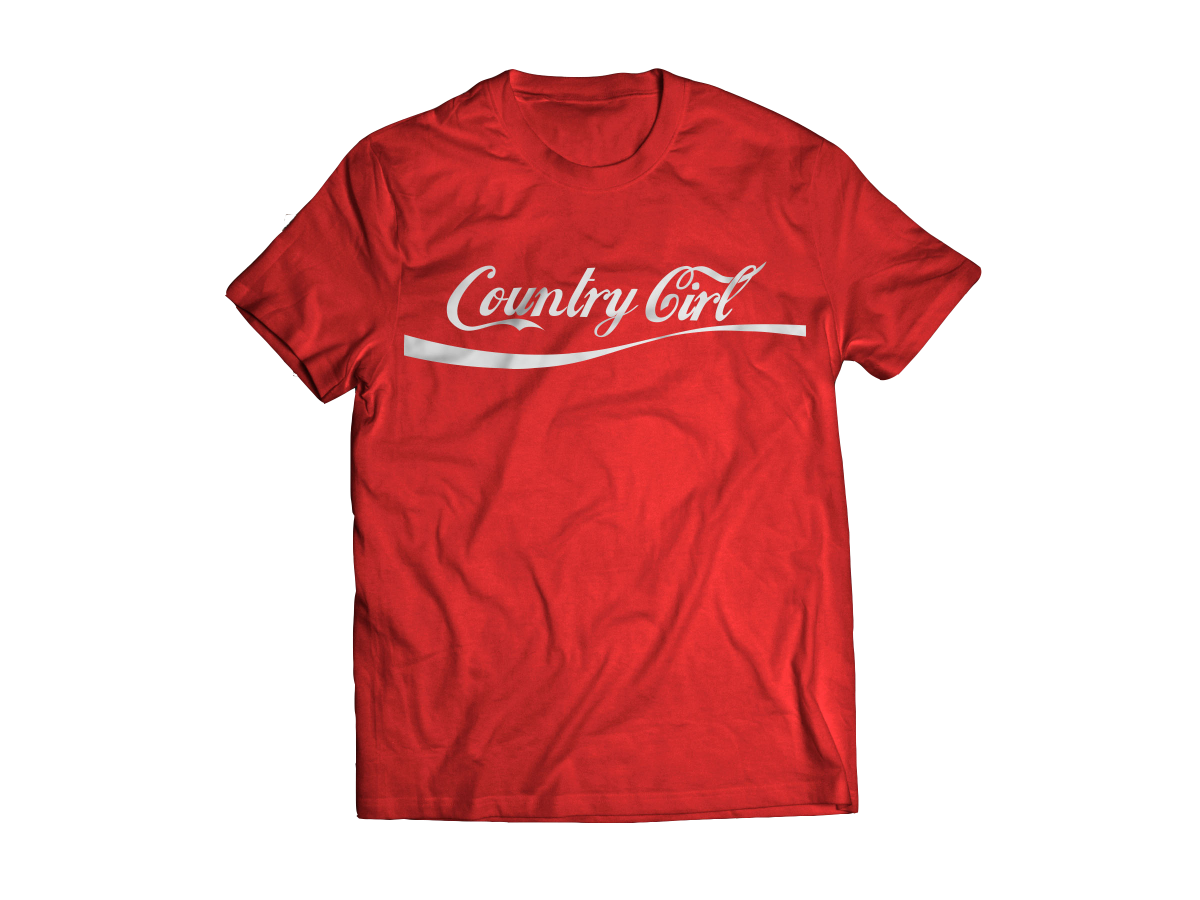 Country Girl-Cola inspired web