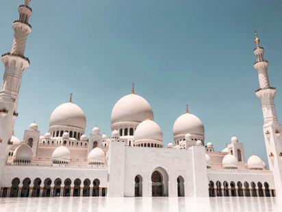 GRAND MOSQUE- ABU DHABI
