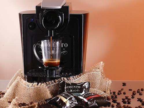 Special Promotion Espresso machine + 100 free pods