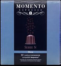 Nespresso compatible capsules Deca, free delivery Miami
