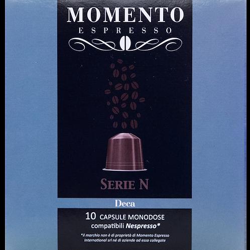Deca Serie N Compatible Nespresso 10 Pods
