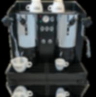 Espresso Machine Rondolux