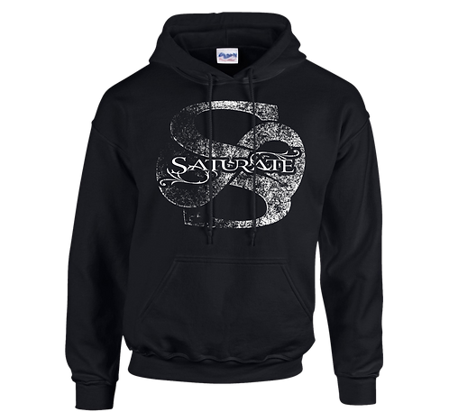 Saturate Distress Hoodie