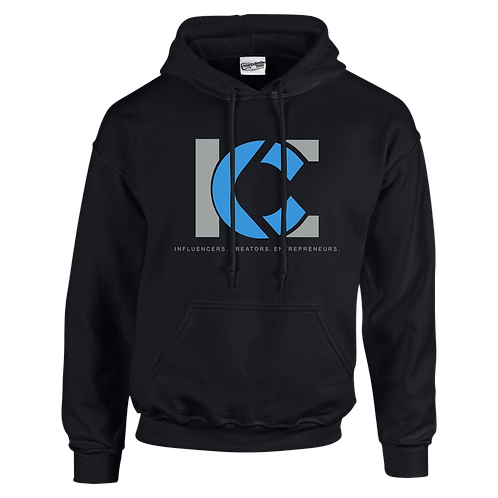 ICE Full Front Hoodie