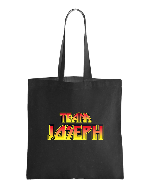 Team Joseph KISS Tote