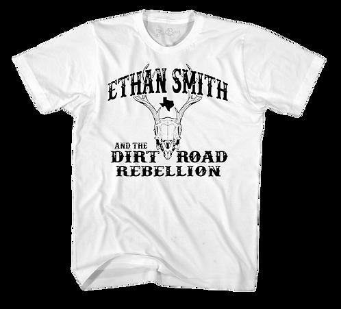 Ethan Smith White Jackalope Tee