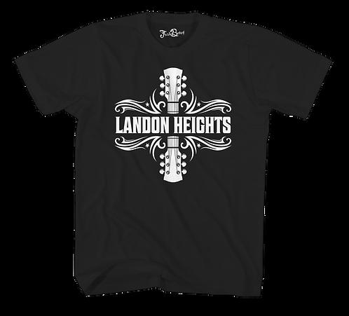 Landon Heights Guitars Tee
