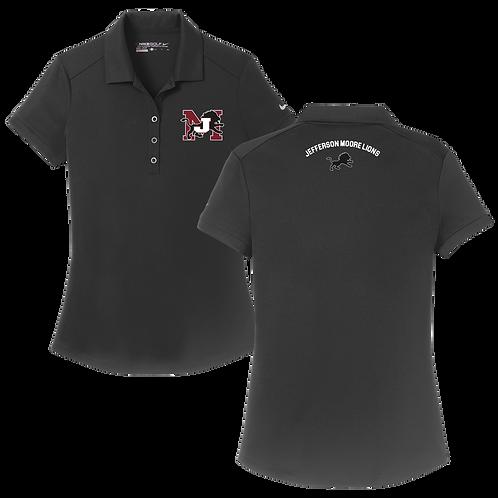 Jeff Moore Nike Ladies Dri-FIT Modern Fit Polo Black