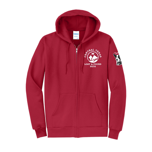 CTLAFP Red Hoodie