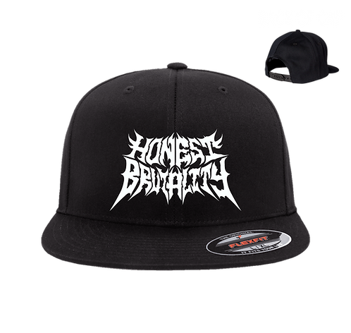 Honest Brutality Death Metal Snap Back