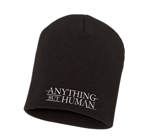 Anything But Human Beanie