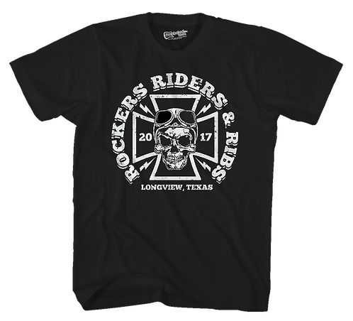 RRR Iron Cross SS Tee