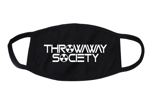 Throwaway Society Mask