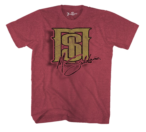 Michael Saldana MS Heather Cardinal Tee